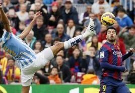 أهداف مباراة برشلونة VS مالاجا HD الدوري الأسباني 15-2-21 اونلاين