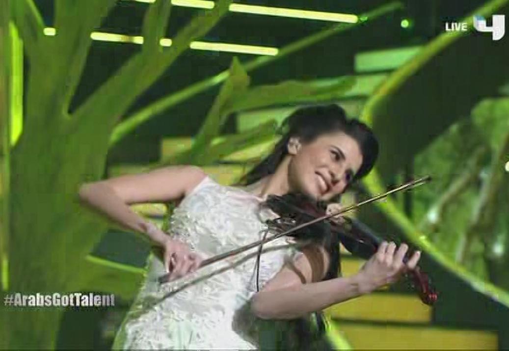 arab got telant 4 مواهب العرب الحلقة 10 كاملة اون لاين - 2015