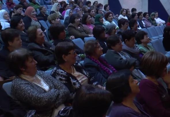 نعمت لواء الناصرة يقيم برنامجًا خاصًا ليوم المرأة العالمي