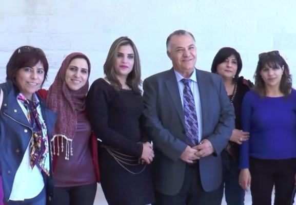 بلدية الناصرة تكرّم موظفاتها بمناسبة يوم المرأة العالمي