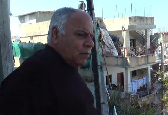 العم ابو غسان يعاني منذ 35 عاماً