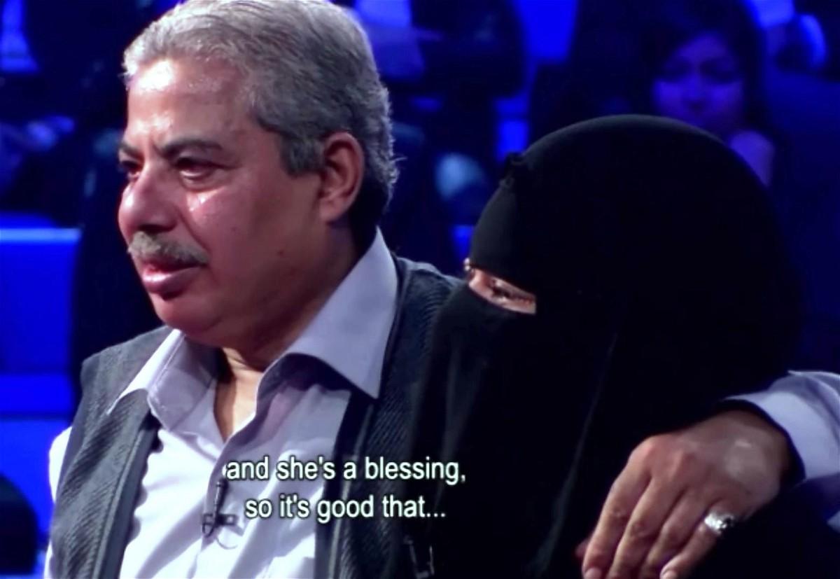 المسامح كريم الموسم 3 الحلقة 8 برنامج اجتماعي تقدريم جورج قرداحي اونلاين 2015