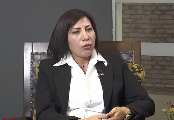 لقاء خاص مع المحاميه سيما الصيرفي