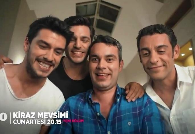 موسم الكرز الحلقة 49 كاملة مترجمة للعربية اونلاين 2015