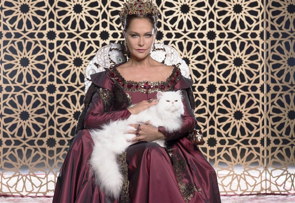 السلطانة كوسم الحلقة 4 كاملة اونلاين 2015