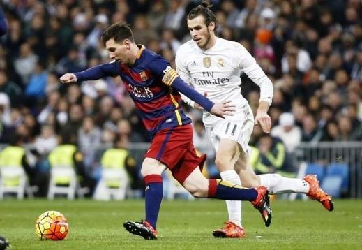 اهداف برشلونة وريال مدريد 15-11-21 كلاسيكو