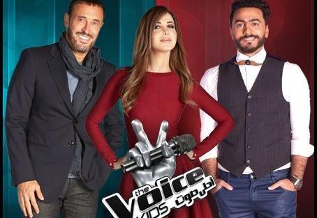 اعلان The voice Kids برومو الأول كامل اونلاين 2015