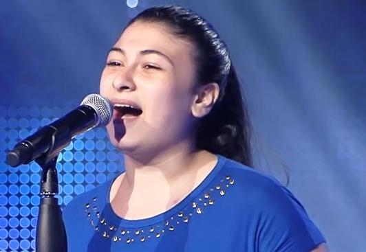 ميرنا – أنا قلبي ليك ميال برنامج The voice Kids الحلقة الرابعة 4 كاملة اونلاين 2016
