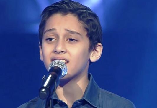 أحمد – جانا الهوى برنامج The voice Kids الحلقة الرابعة 4 كاملة اونلاين 2016
