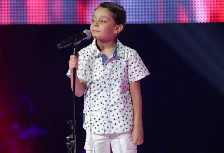 احمد السيسي – دار يا دار برنامج The voice Kids مواهب غنائية للاطفال اونلاين 2016