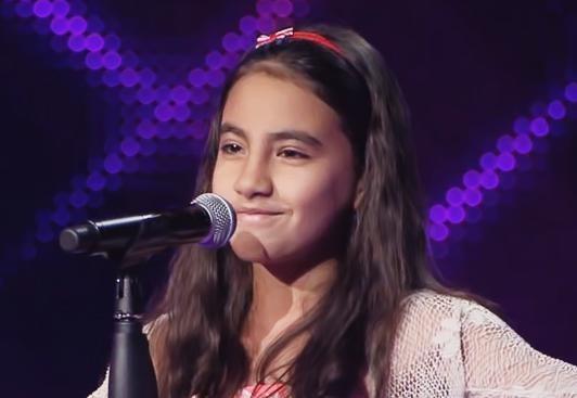 لين الحايك – المحكمة برنامج The voice Kids مواهب غنائية للاطفال اونلاين 2016