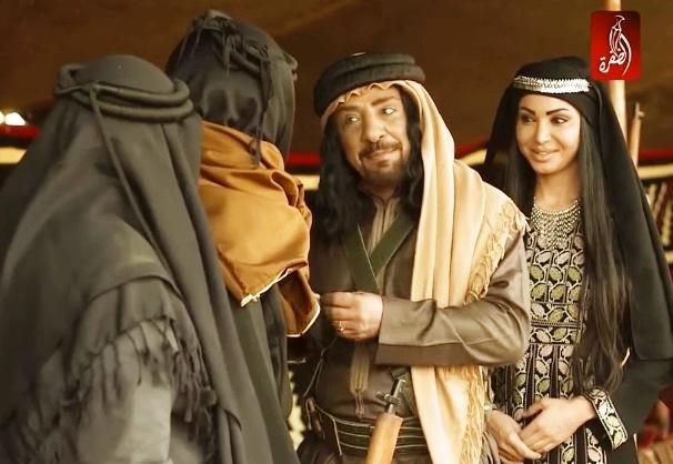 العزيمة الحلقة 31 كاملة رمضان 2016