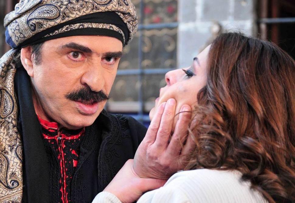 مسلسل عطر الشام الحلقة 32 كاملة رمضان 2016