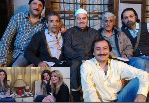 جيران القمر الحلقة 23 كاملة رمضان 2016