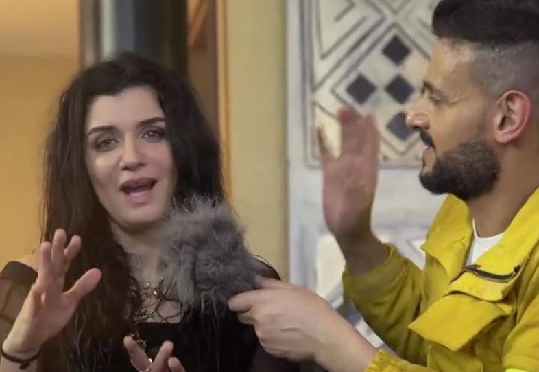 رامز بيلعب بالنار الحلقة 2  كاملة غادة عادل رمضان 2016