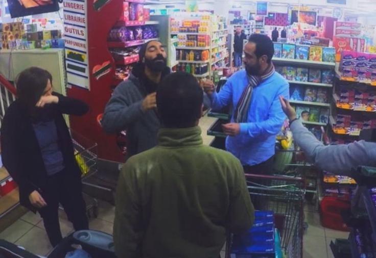 الصدمة الحلقة 11 رجل يهين زوجته أمام الناس كاملة رمضان 2016