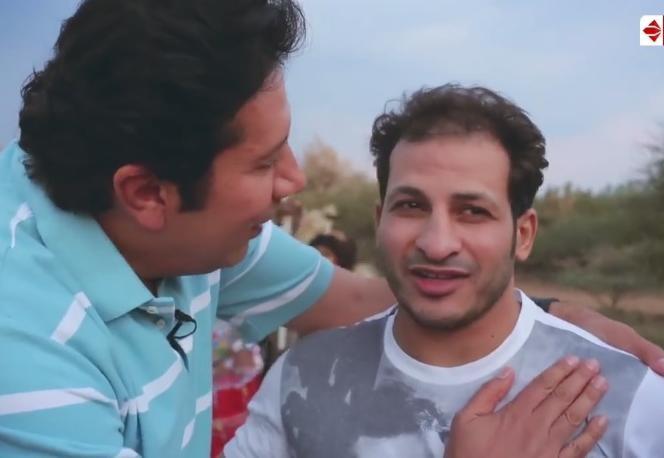 هاني في الادغال الحلقة الحلقة 14 الكابتن سيد معوض HD رمضان 2016