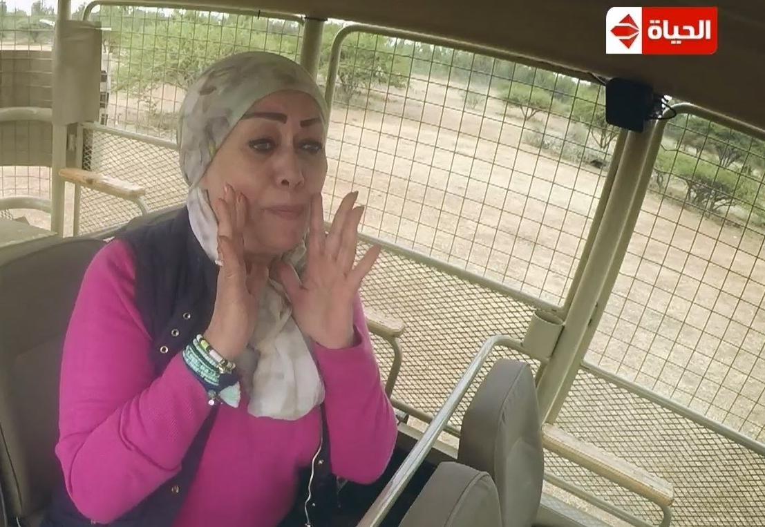 هاني في الادغال الحلقة الحلقة 27 الفنانة هالة فاخر HD رمضان 2016