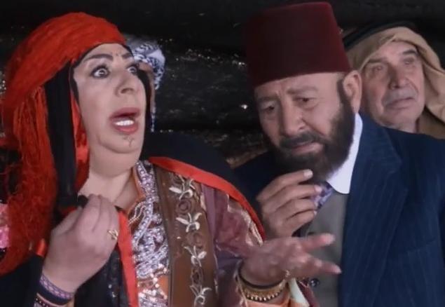 باب الحارة الجزء 8 الحلقة 30 احداث كاملة HD رمضان 2016