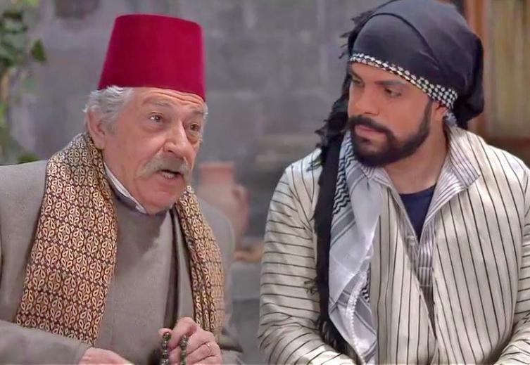 مسلسل عطر الشام الحلقة 34 كاملة رمضان 2016