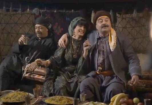 مسلسل عطر الشام الحلقة 36 كاملة رمضان 2016