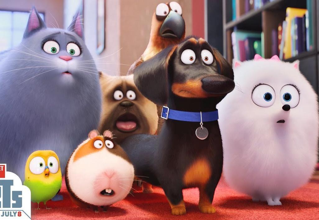 فيلم The Secret Life of Pets كرتون مترجم HD اونلاين 2016