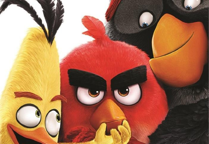 فيلم Angry Birds 2016 مدبلج HD اونلاين