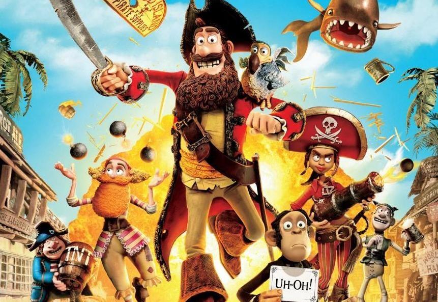 فيلم The Pirates Band Of Misfits مترجم HD اونلاين 2012