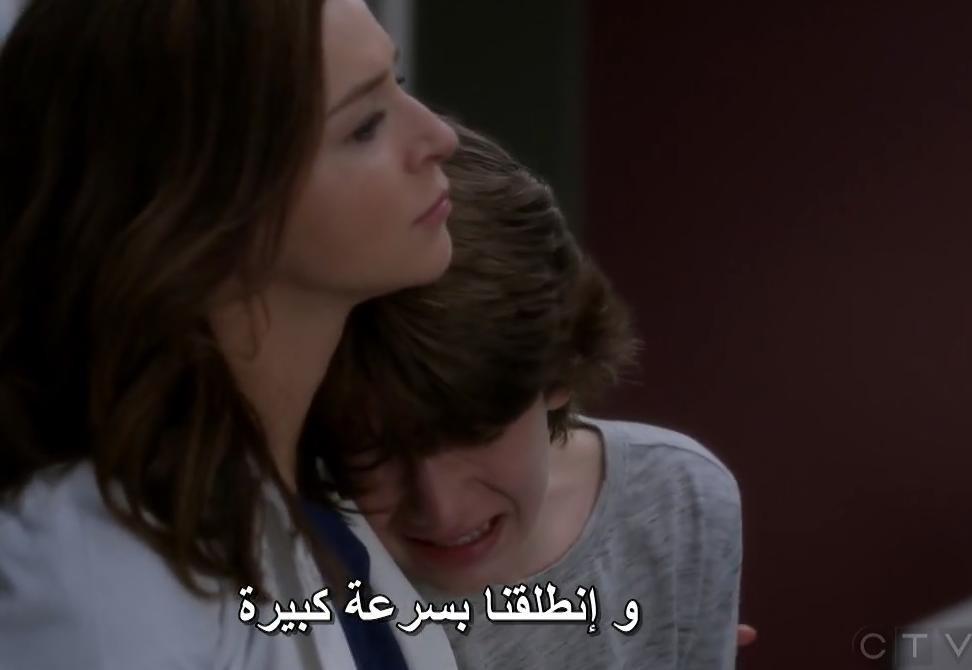 Grey's Anatomy الموسم 13 الحلقة 7 مترجمة للعربية HD اونلاين 2016