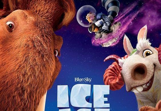 فيلم Ice Age Collision Course 2016 مدبلج بلعربية