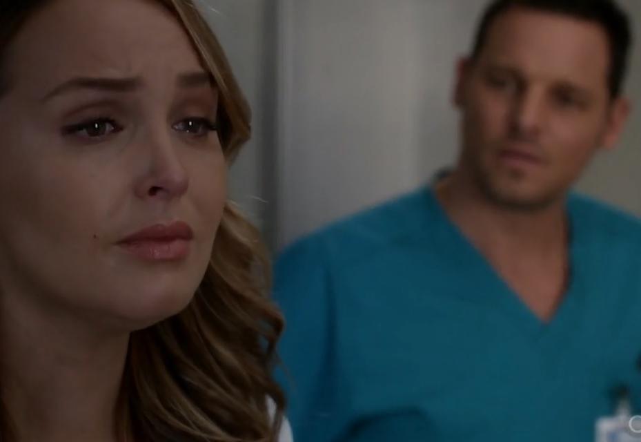 Grey's Anatomy الموسم 13 الحلقة 9 مترجمة للعربية HD اونلاين 2016