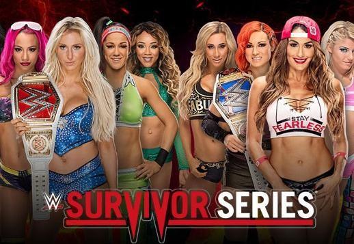 WWE Survivor Series 2016 قسم 2 مترجمة اونلاين