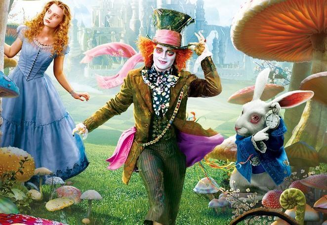 فيلم Alice In Wonderland مدبلج HD اونلاين 2010
