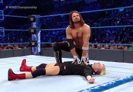 مصارعة WWE Smackdown 2016.12.20 مترجمة HD اونلاين 2016