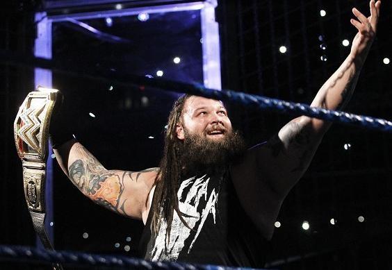 WWE Elimination Chamber 2017 القسم الثاني مترجمة جودة عالية
