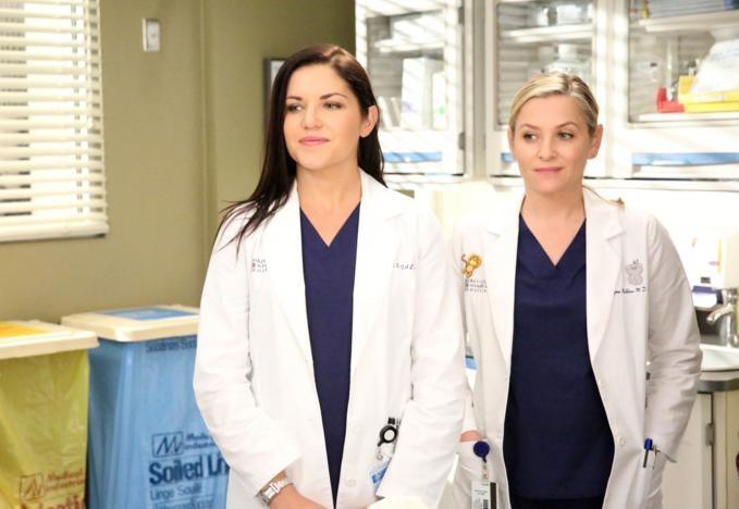 Grey's Anatomy الموسم 13 الحلقة 13 It Only Gets Much Worse مترجمة للعربية HD اونلاين 2017