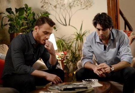 ثأر الأخوة الحلقة 70 سعيد وأمير يحرران لبنى HD اونلاين 2017