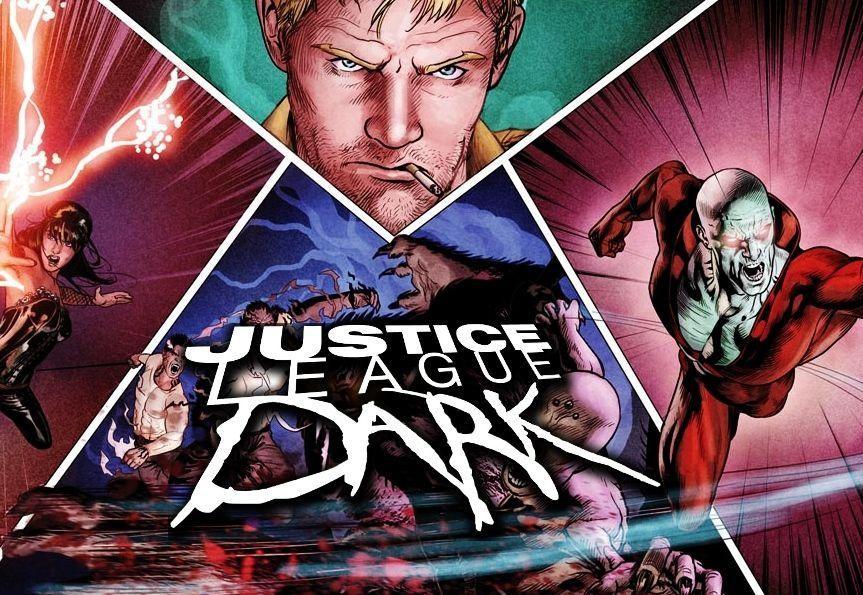 فيلم Justice League Dark مترجمة 2017 جودة عالية