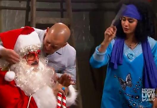 برنامج Saturday Night Live الجزء الثالث الحلقة 4 الرابعة مع سمير غانم كاملة 2017 جودة عالية
