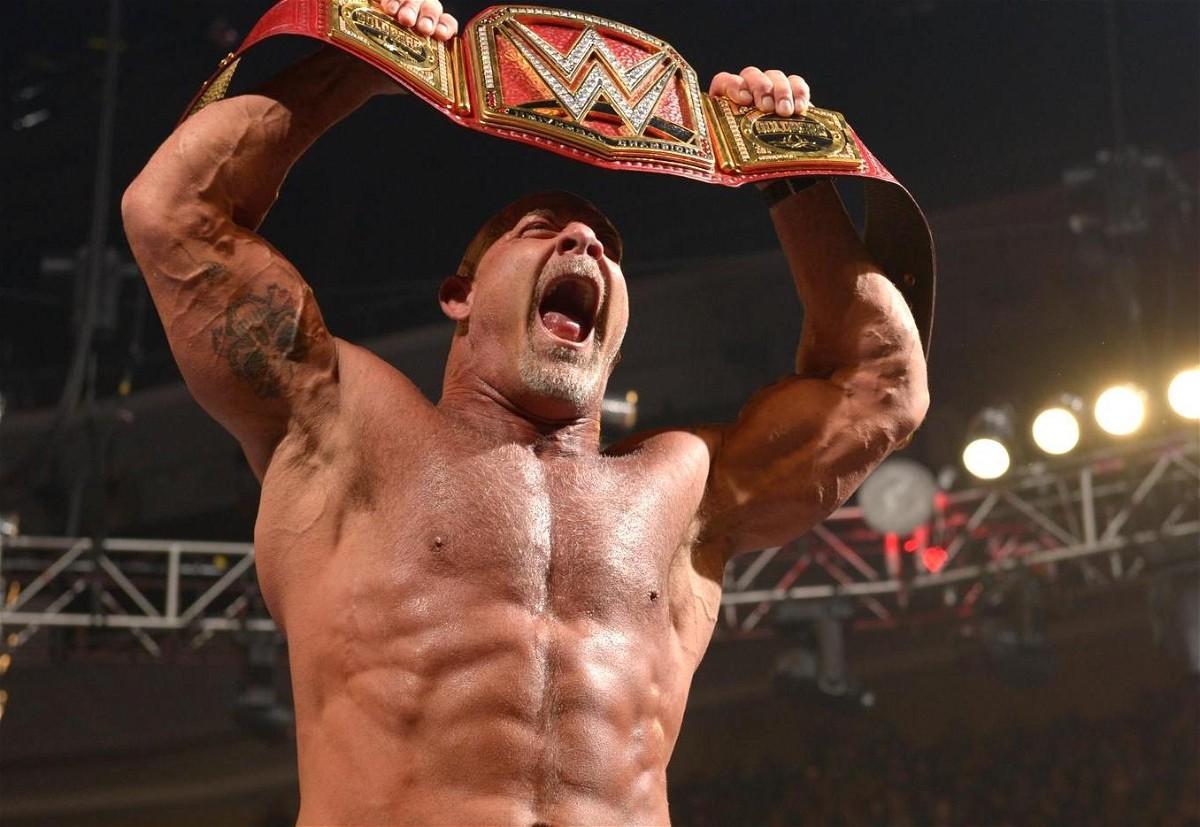مصارعة WWE Raw March 27 مترجم غولدبرغ يضع بروك ليسنار قبل ريسلمانيا