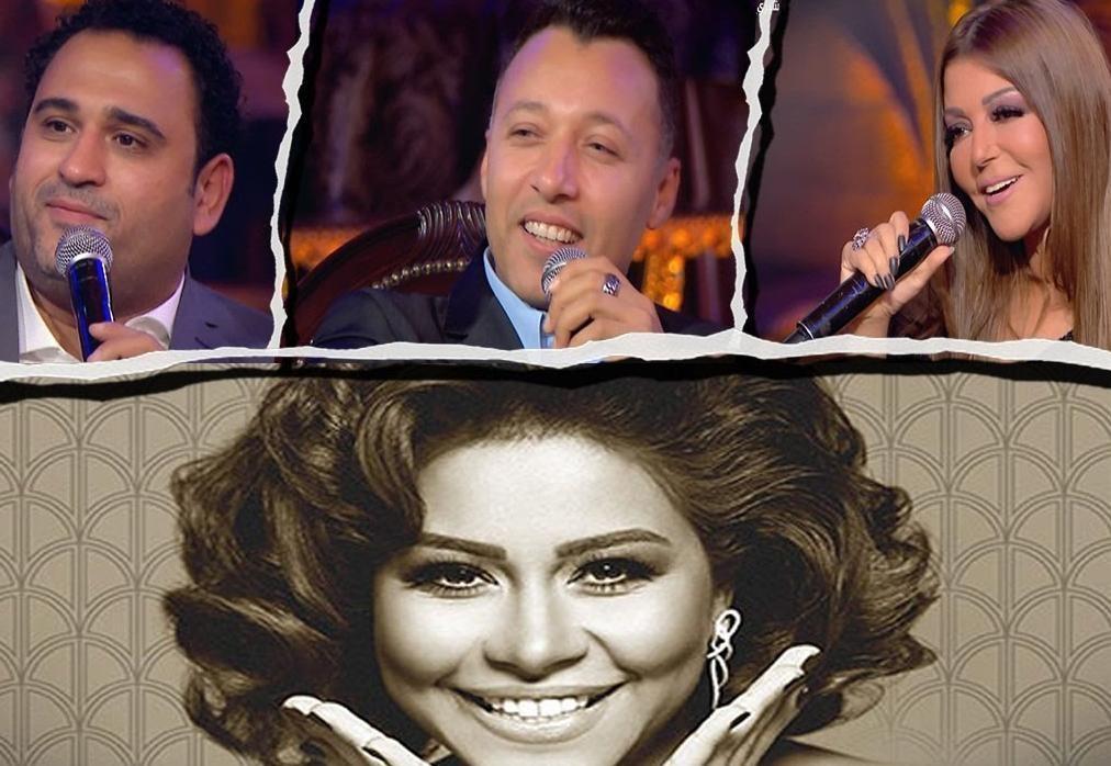 شيري ستوديو الحلقة 10 العاشرة مع سميرة سعيد وأحمد فهمي وأكرم حسني 2017
