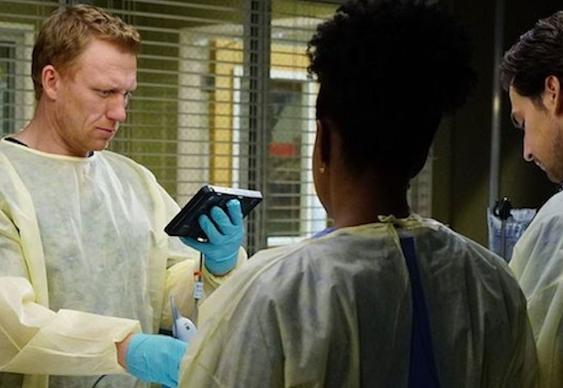 Grey's Anatomy الموسم 13 الحلقة 17 Till I Hear It From You مترجمة للعربية HD اونلاين 2017