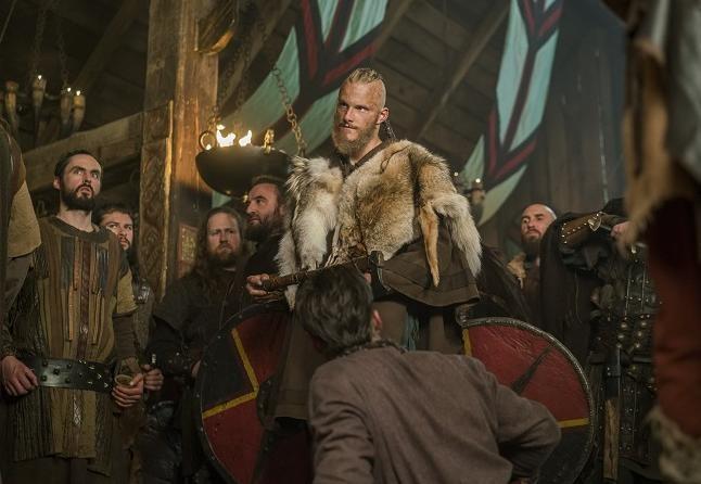 Vikings 4 الحلقة 11 الحادية عشرة The Outsider مترجمة 2016 جودة عالية