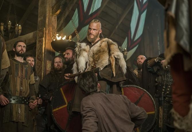 Vikings 4 الحلقة 17 السابعة عشرة The Great Army مترجمة 2016 جودة عالية