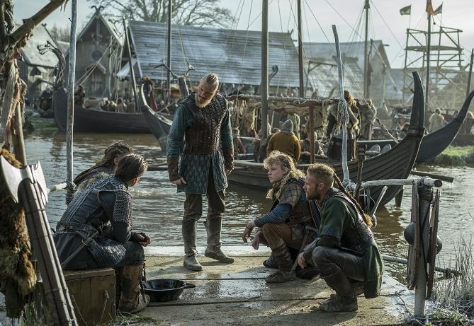Vikings 4 الحلقة 18 الثامنة عشرة Revenge مترجمة 2016 جودة عالية