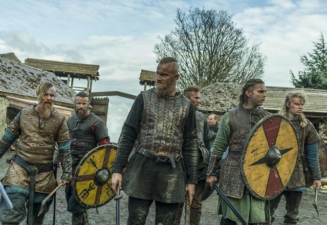 Vikings 4 الحلقة 20 العشرون The Reckoning مترجمة 2016 جودة عالية