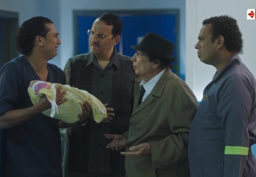 شاش في قطن الحلقة 12 الثانية عشرة كاملة HD رمضان 2017