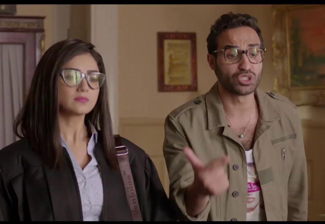 ريح المدام الحلقة 15 المحامية HD كاملة رمضان 2017