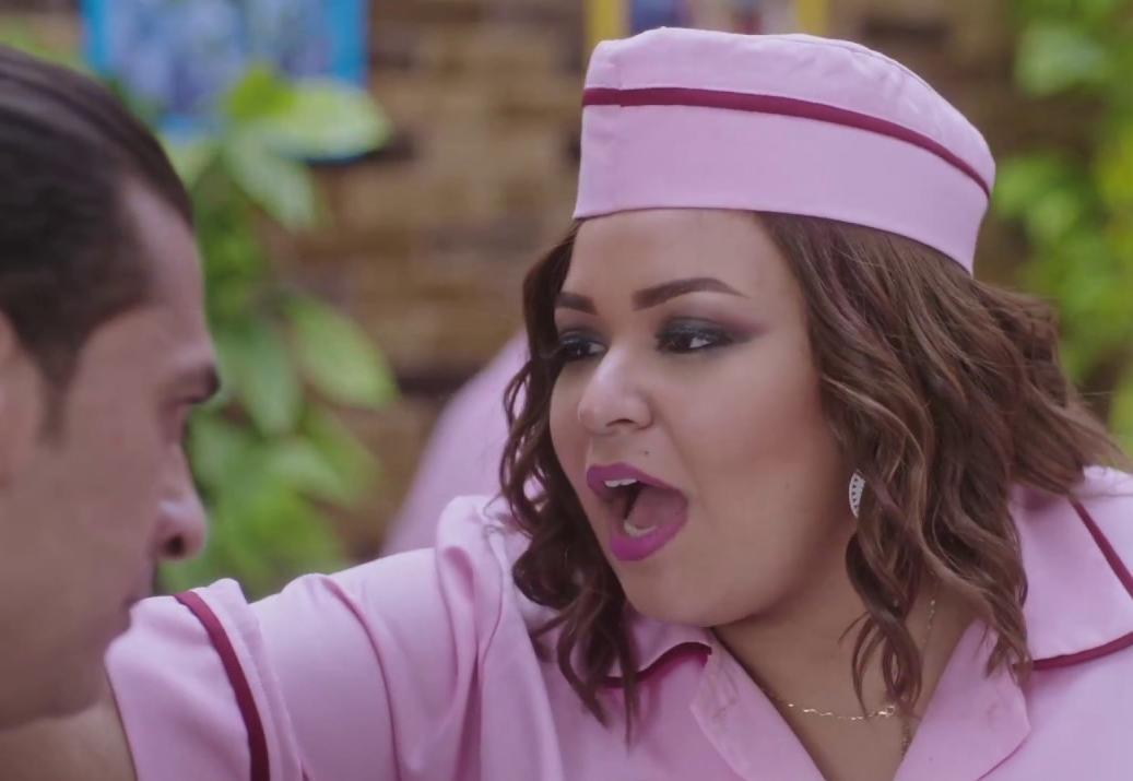 شاش في قطن الحلقة 15 الخامسة عشرة كاملة HD رمضان 2017