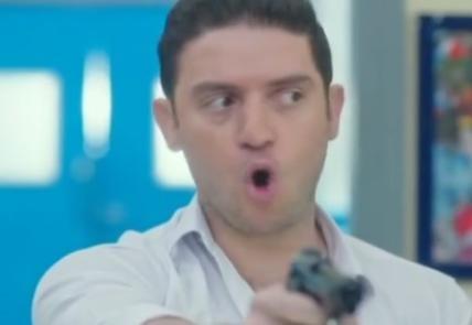 شاش في قطن الحلقة 18 الثامنة عشرة كاملة HD رمضان 2017